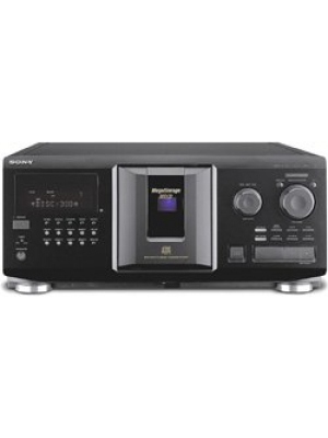 Sony CDP-CX355 Mega Storage Compact Disc Player