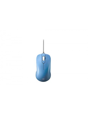 BenQ ZOWIE S2 DIVINA Blue Ergonomic Gaming Mouse for Esports (Small)