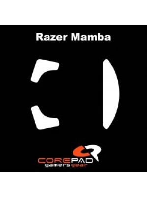 Corepad Mouse Skatez Pro for Razer Mamba (2 sets of replacement feet)