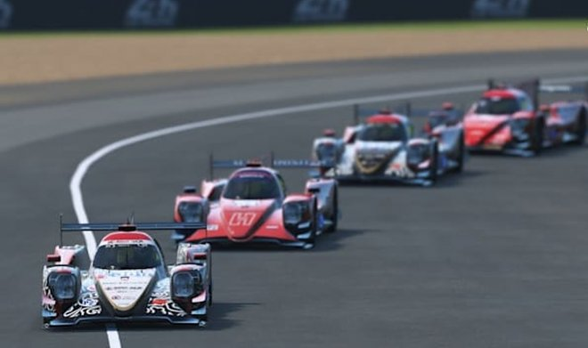 The 88th annual 24 Hours of Le Mans auto race will take place in the world of the game rFactor 2
