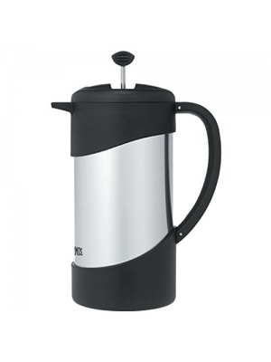 Thermos NCI1000SS4 Thermos Vacuum Insulated Coffee Press, 34 oz