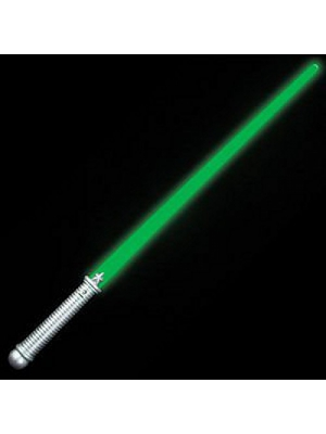 Super Bright LED Light Sword Sabre Saber (GREEN)