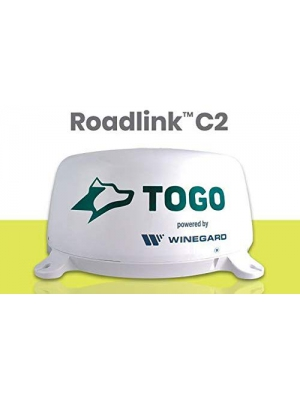 Winegard WF2-TH2 Togo Roadlink C2-4G LTE Router and WiFi Extender