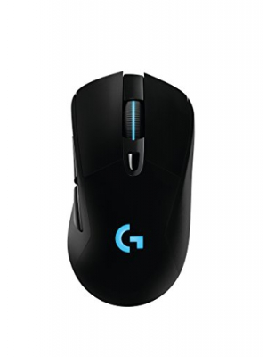 Logitech G703 Lightspeed Gaming Mouse with POWERPLAY Wireless Charging Compatibility