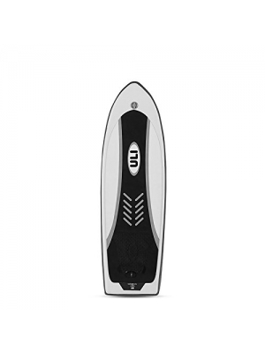 "ULI 5'8""TOTEM SURF Inflatable Surf Board, White"