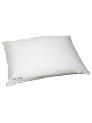 Iso-Cool Memory Foam Pillow, Traditional Shape, Standard