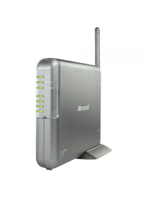 Microsoft MN-700 Wireless 802.11g Base Station Router