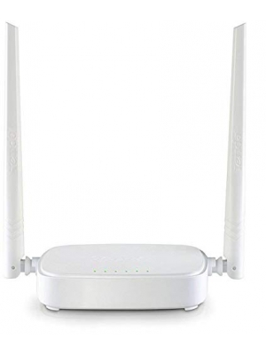 Tenda N300 Wireless Wi-Fi Router - Easy Setup, Up tp 300Mbps (N301)