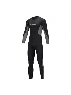 AOLAIS 3mm full wetsuits for men,women and kids