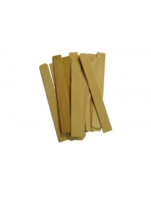 "Perfect Stix 12"" Wooden Paint Paddle Stirrer Sticks Length (Pack of 100)"