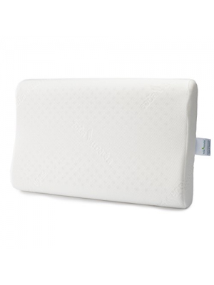 Royal Angel Formaldehyde-Free Contour Latex Pillow from Thailand with 100% Latex Foam for Neck Pain Standard Size
