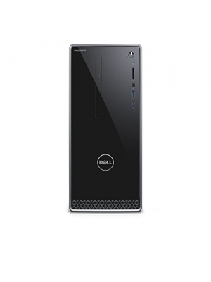 2018 Flagship Dell Inspiron Business Desktop Computer, Intel Core i3-6100 3.70GHz, 16GB RAM, 256GB SSD + 1TB 7200RPM HDD, DVDRW, WiFi, Bluetooth, HDMI, USB 3.0, MaxxAudio, KB & Mouse, Windows 7 Professional