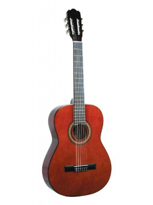 Lucida LK-2-1/4 Student Model Classical Guitar, 1/4 Size