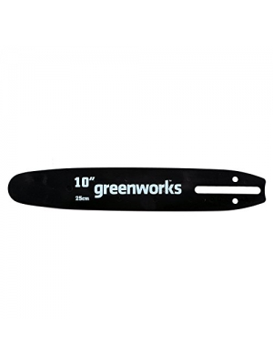 Greenworks 10-Inch Replacement Chainsaw Bar 29042