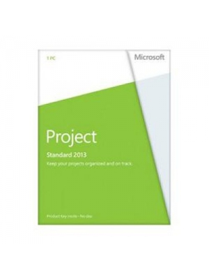 MICROSOFT 076-05068/Project Standard 2013 32/64-bit - License - 1 PC