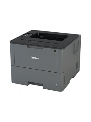 Brother HLL6200DW Wireless Monochrome Laser Printer with Large Paper Capacity, Amazon Dash Replenishment Enabled