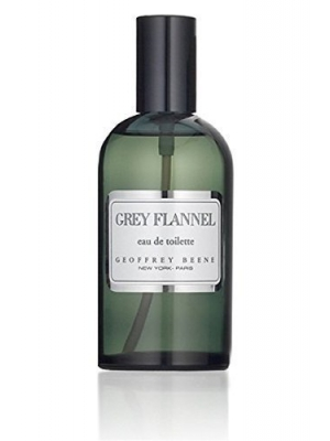 Grey Flannel By: Geoffrey Beene 4oz EDT, Men's (**Bottle Only**)