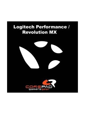 Corepad Mouse Skatez Pro Logitech Performance/Revolution MX (2 sets of replacement feet)
