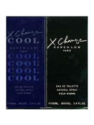 Exchange Cool 3.4 oz. Eau De Toilette Spray Men By Karen Low