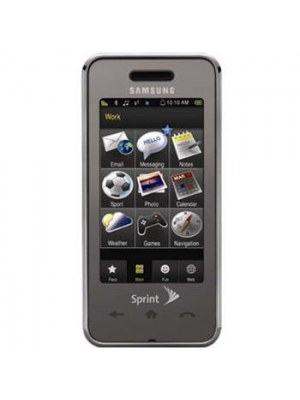 Samsung Instinct SPH-M800 No Contract Sprint Cell Phone