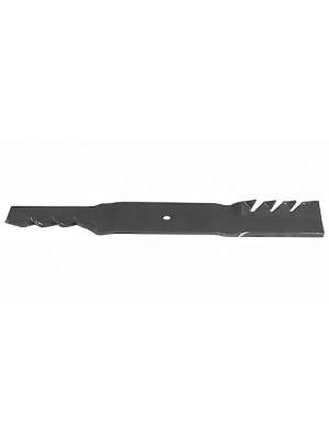 Oregon Gator Mulcher 3-N-1 Lawn Mower Blade For Grasshopper 15-Inch High Lift 90-413 96-343