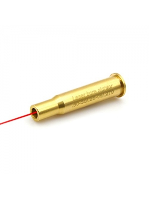 30-30 Winchester Cartridge Boresights Laser/ Boresighters/ Bore Sight Laser, Freehawk Red Dot Laser Bore Sighter for Hunting Shooting Training (Golden)