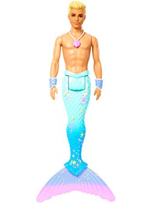 Barbie Dreamtopia Merman Doll
