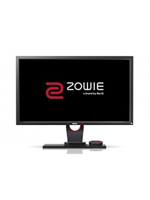 "BenQ ZOWIE 24"" 1080p LED Full HD 144Hz Gaming Monitor with S-Switch, XL-Series for eSports Tournaments and Professional Players (XL2430)"