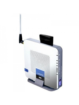 LINKSYS WRT54G3G-ST WRTR Linksys Wireless-G Router for Sprint Mobile Broadband WRT54G3G Wireless router + 4-port switch