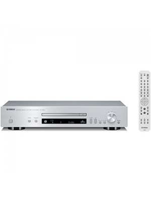 Yamaha CD-N301 (S) network CD player 192kHz/24bit high resolution sound source corresponding Silver