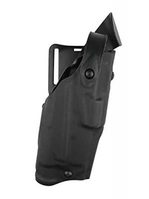 Safariland 6360 Level 3 Retention ALS Duty Holster, Mid-Ride, Black, STX, Glock 34, 35 with M3