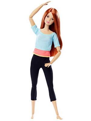Barbie Made to Move Barbie Doll (Amazon Exclusive)