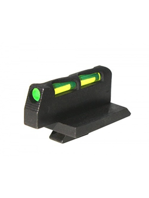 HIVIZ GPLW01 Ruger GP100 Interchangeable LITEWAVE Front Handgun Sight