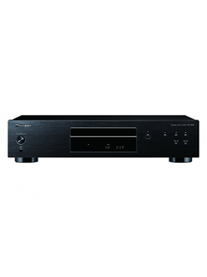 Pioneer CD Player Home, Black (PD-10AE)