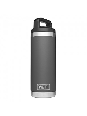 YETI Rambler 18oz Vacuum Insulated Stainless Steel Bottle with Cap