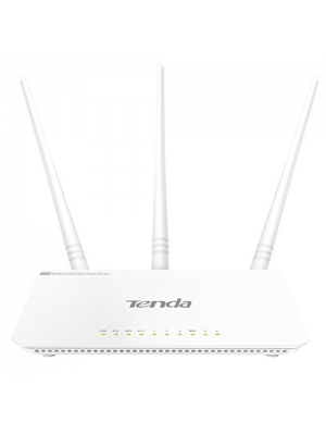 Tenda FH304 Wireless N300 High Power Router 2.4G up to 300Mbps