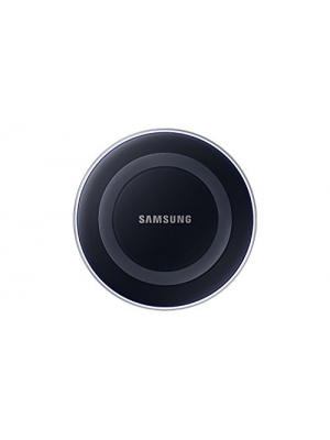 Samsung EP-PG920IBUGUS Qi-certified Wireless Charging Pad with 2A Wall Charger (Black Sapphire)