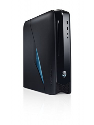 Alienware X51 AX51R2-9300BK Desktop (3.4 GHz Intel Core i7-4770 Processor, 8GB DDR3, 1TB HDD, NVIDIA GeForce GTX 660, Windows 8) Black [Discontinued By Manufacturer]
