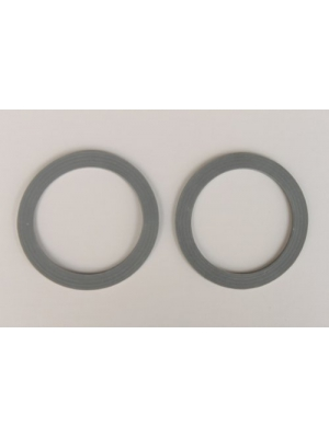 Hamilton Beach Blender Cutter Blade INCLUDES 2 Hamilton Beach Rubber O Ring Gaskets, NEW!