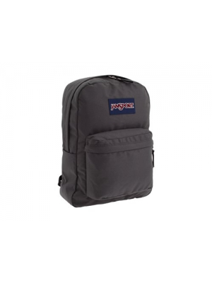 Jansport Superbreak Backpack (Dark Grey)