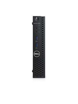 Dell P24VV OptiPlex 3050 Micro Form Factor Desktop Computer, Intel Core i5-7500T, 8GB DDR4, 500GB Hard Drive, Windows 10 Pro