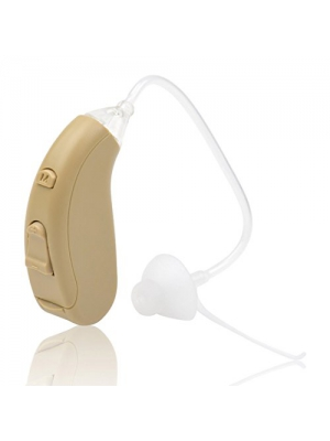 "CLEARON Digital Hearing Amplifier - Behind the Ear - New No Receiver Design - Tiny and Invisible - Customer Review: ""Better than the fancy $3,000 model"""