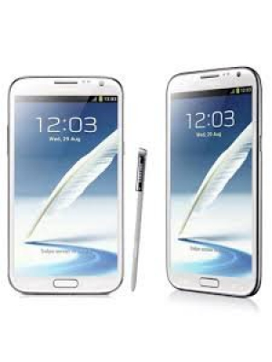 Samsung Galaxy Note 2 for STRAIGHT TALK - Marble White