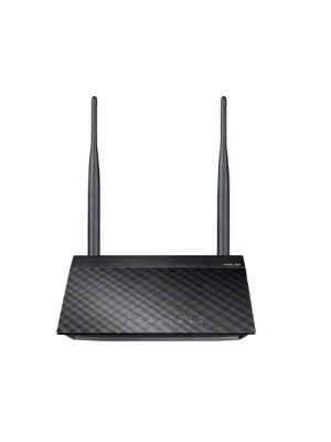 ASUS Wireless-N300 (Up to 300Mbps) Router with 2T2R MIMO Technology ideally for streaming 4K HD Video, placing VoIP calls, and performing other essential internet tasks (RT-N12)