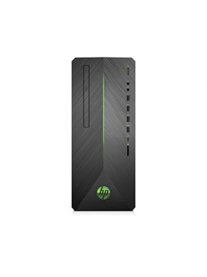 HP Pavilion Gaming PC Desktop Computer, Intel Core i5-8400, NVIDIA GeForce GTX 1060, 8GB RAM, 256GB SSD, Windows 10 (790-0020, Black)