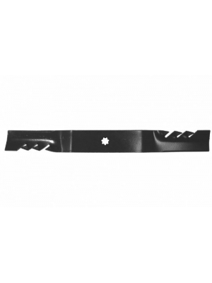 Oregon Gator 92-616 Mulcher 3-N-1 Lawn Mower Blade For John Deere 17-Inch GX21784