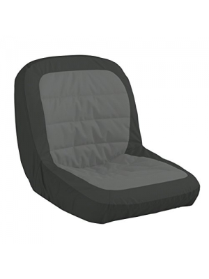 Classic Accessories 52-136-380201-00 Lawn Tractor Contoured Seat Cover, Small