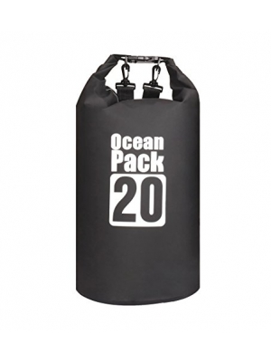 QFDSlive Waterproof Dry BagпјЌ10L/20L Ocean Pack Sack for Floating, Camping, Hiking, Rafting, Swimming,Snowboarding and Fishing