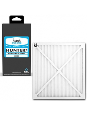 Home Revolution Replacement HEPA Filter, Fits Hunter 30200, 30201, 30205, 30250, 30253, 30255, 30256, 30350, 30374, 30375, 30377, 30380, 30390, 37255 and 37375 Air Purifiers and Part 30930