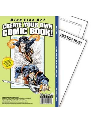 Create Your Own Comic Book!